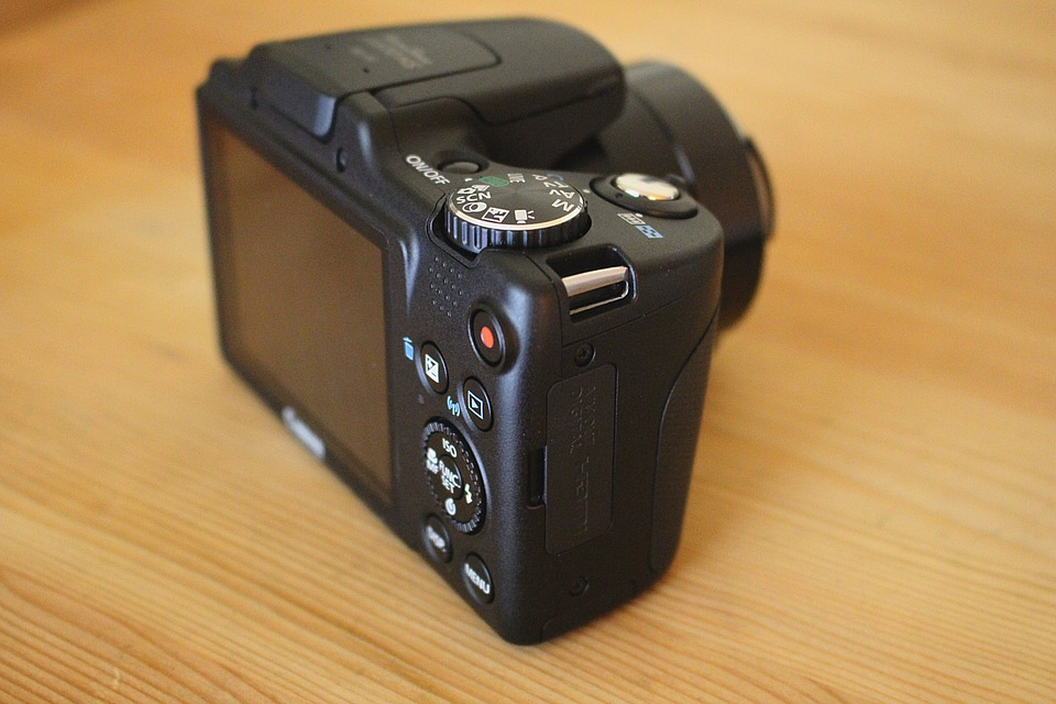 appareil photo bridge